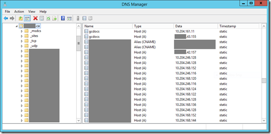 9 DNS Manager